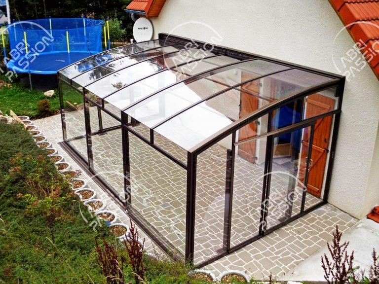 abri de terrasse rétractable modèle Premium