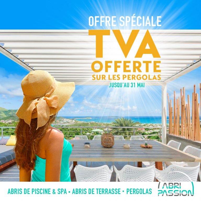Abri Passion - TVA offerte
